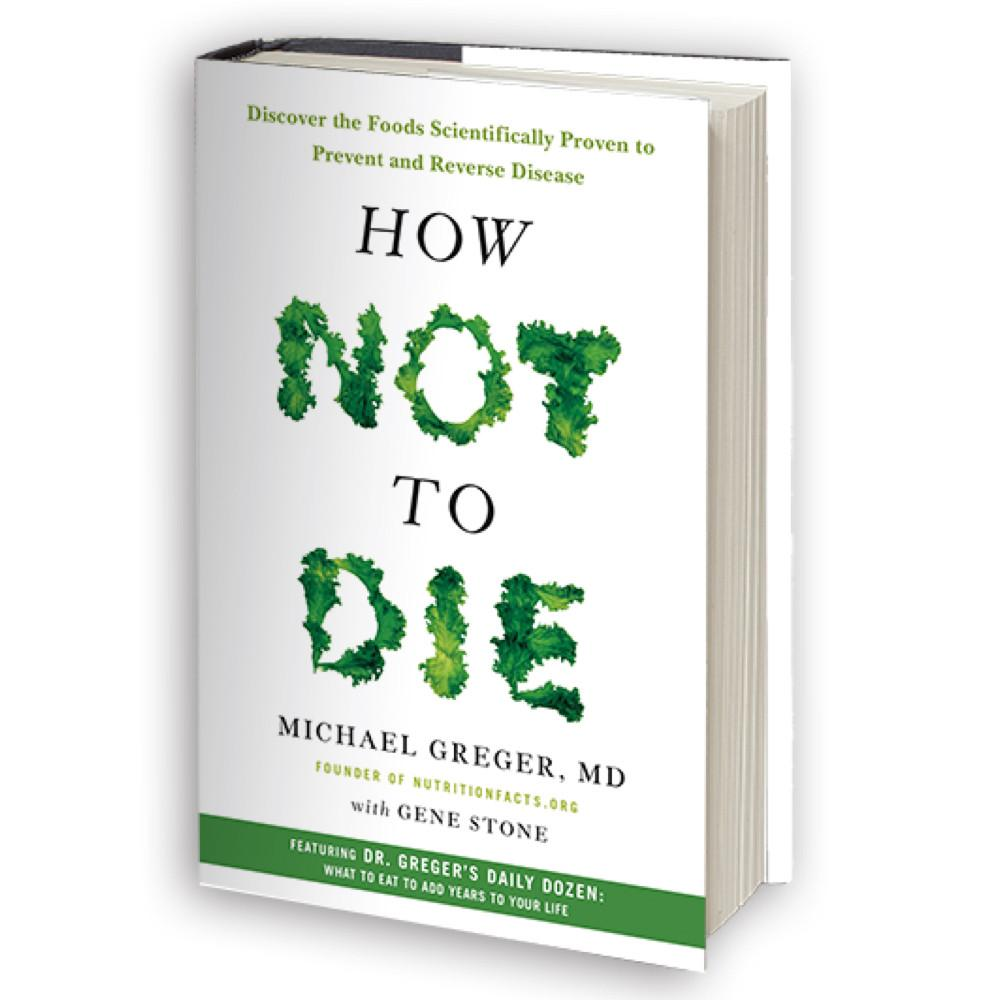 How to Not Die-Nonfiction-Books-A-Million-Unicorn Goods
