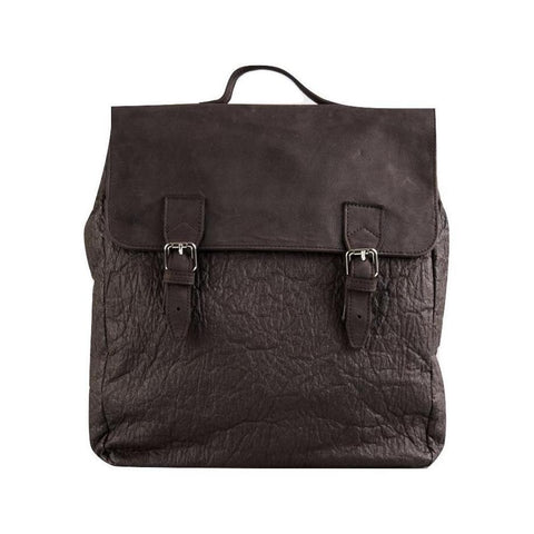 Ina Koelln Backpack in Brown Piñatex-Unisex Backpack-Ina Koelln-Unicorn Goods