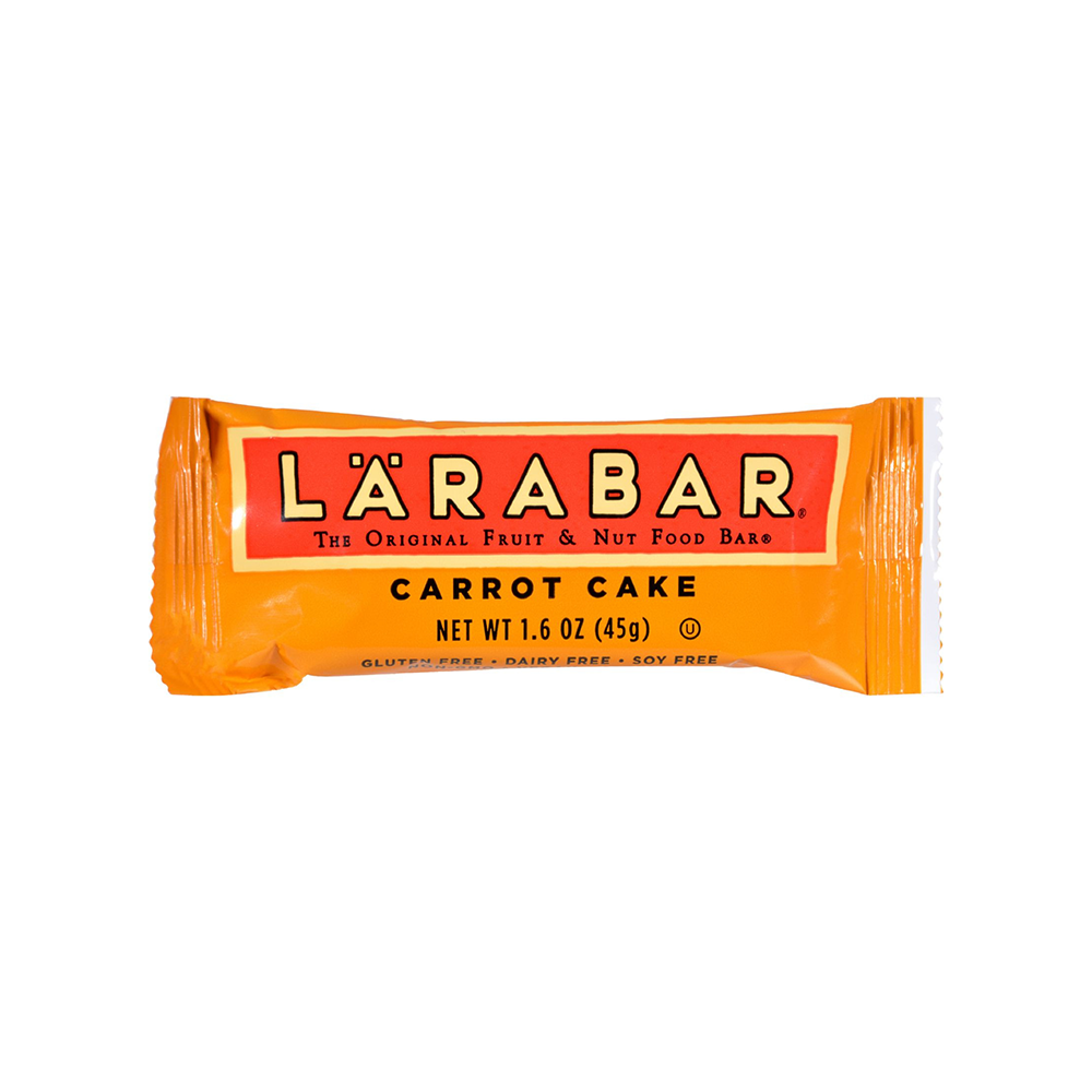 Lärabar - Carrot Cake (box of 16)-Food - Snack-Food-Unicorn Goods