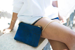Lee Coren Arches Dulce Clutch & Chain-Womens Clutch-Lee Coren-Unicorn Goods