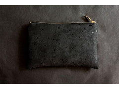 Lee Coren Black Confetti Portofino Pouch-Womens Utility Bag-Lee Coren-Unicorn Goods