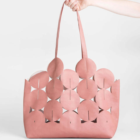 Lee Coren Ciclo Tote Bag in Blush-Womens Tote-Lee Coren-Unicorn Goods