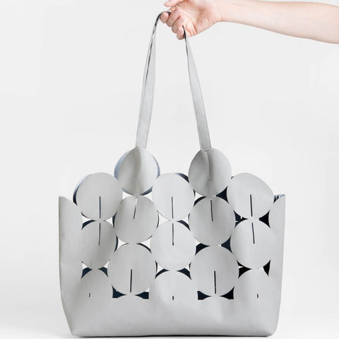 Lee Coren Ciclo Tote Bag in Lunar-Womens Tote-Lee Coren-Unicorn Goods