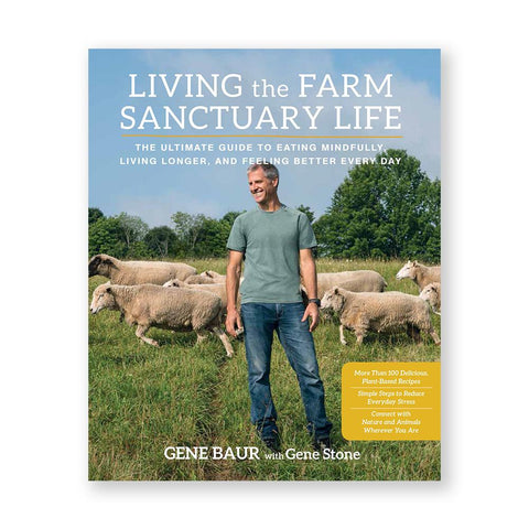 Living the Farm Sanctuary Life-Cookbook-Books-A-Million-Unicorn Goods