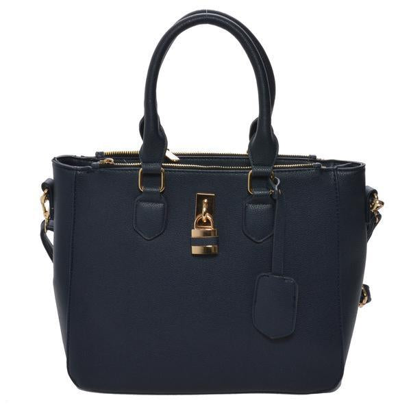 Mechaly Aimee Shoulder Handbag in Blue-Womens Purse-Mechaly-Unicorn Goods