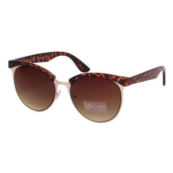 Mechaly Cat Eye Style Tortoise Sunglasses-Womens Sunglasses-Mechaly-Unicorn Goods