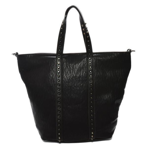 Mechaly Holly Tote in Black-Womens Tote-Mechaly-Unicorn Goods
