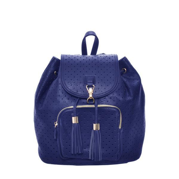 Mechaly Jaime Backpack in Blue-Womens Backpack-Mechaly-Unicorn Goods