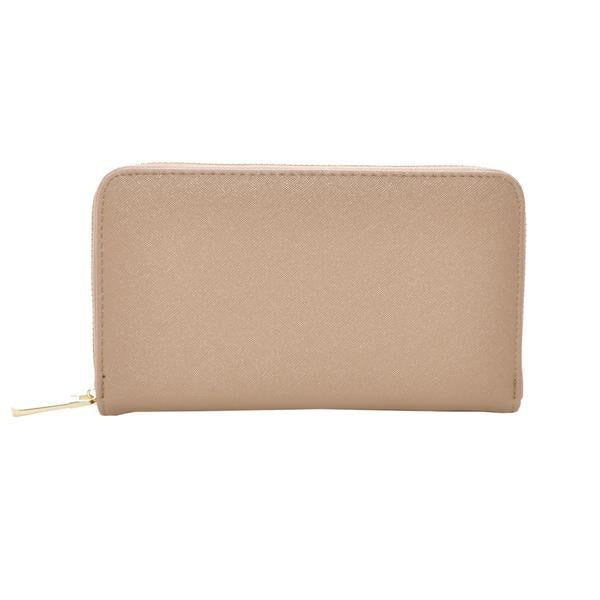 Mechaly Katie Wallet in Tan-Womens Wallet-Mechaly-Unicorn Goods