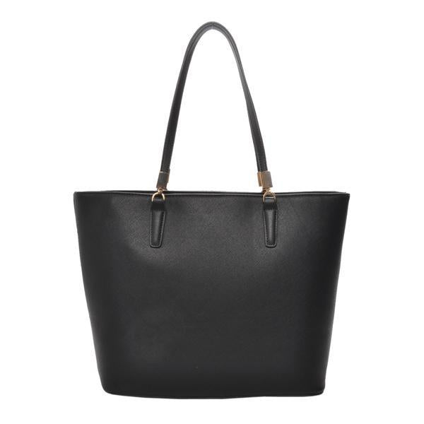 Mechaly Sydney Tote Handbag in Black-Womens Tote-Mechaly-Unicorn Goods