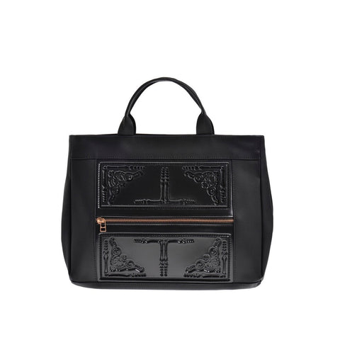 MeDusa Asia Shoulder Bag in Black-Womens Purse-MeDusa-Unicorn Goods