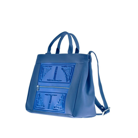 MeDusa Asia Shoulder Bag in Blue-Womens Purse-MeDusa-Unicorn Goods