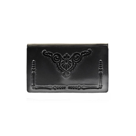 MeDusa Dominik Wallet in Black-Womens Wallet-MeDusa-Unicorn Goods