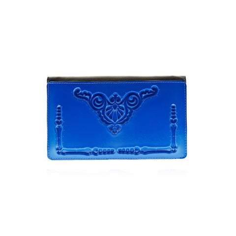 MeDusa Dominik Wallet in Blue-Womens Wallet-MeDusa-Unicorn Goods