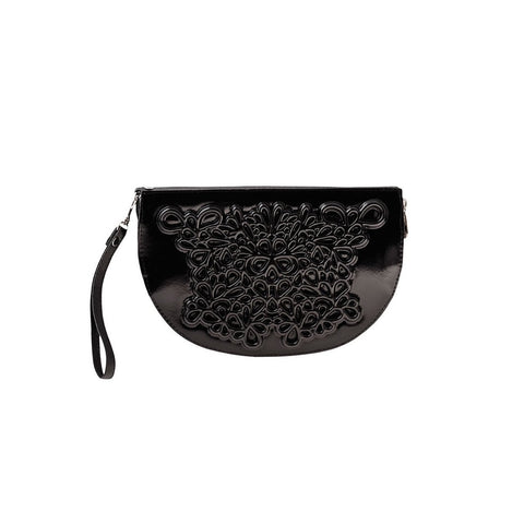 MeDusa Dori Wristlet in Black-Womens Wallet-MeDusa-Unicorn Goods