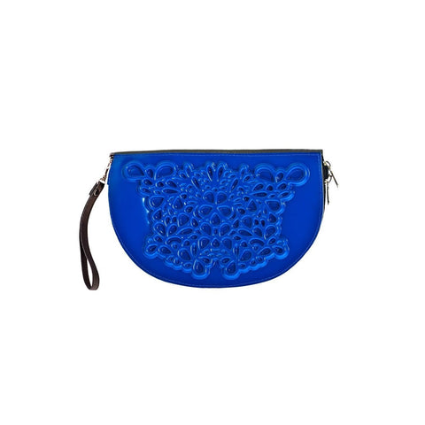 MeDusa Dori Wristlet in Blue-Womens Wallet-MeDusa-Unicorn Goods