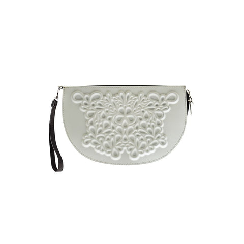 MeDusa Dori Wristlet in White-Womens Wallet-MeDusa-Unicorn Goods