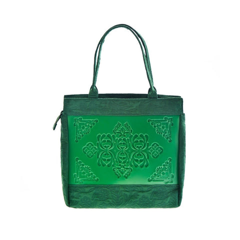 MeDusa Felissya Shoulder Bag in Green-Womens Purse-MeDusa-Unicorn Goods