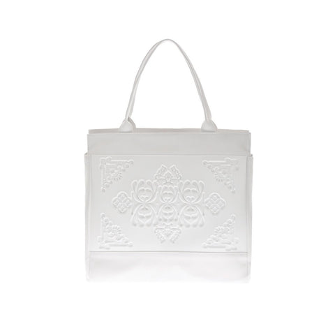 MeDusa Felissya Shoulder Bag in White-Womens Purse-MeDusa-Unicorn Goods