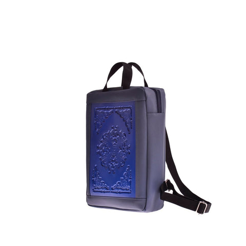 MeDusa Lena Small Backpack in Blue-Womens Backpack-MeDusa-Unicorn Goods