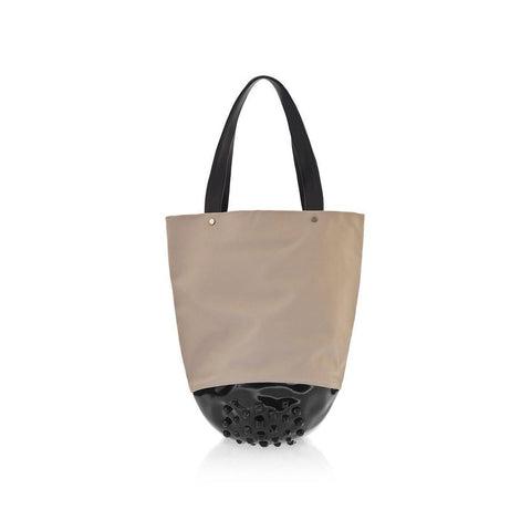 MeDusa London Tote Bag in Black and Beige-Womens Tote-MeDusa-Unicorn Goods