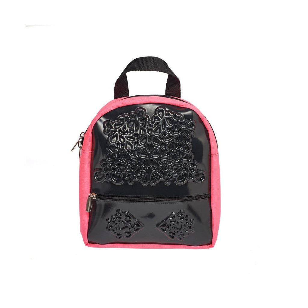 MeDusa Olive Backpack in Black and Pink-Womens Backpack-MeDusa-Unicorn Goods