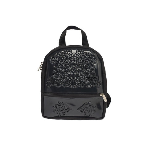 MeDusa Olive Backpack in Black-Womens Backpack-MeDusa-Unicorn Goods