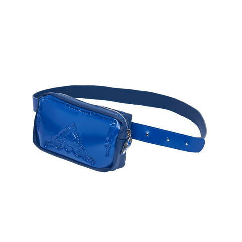 MeDusa Pouch Bag in Blue-Womens Fanny Pack-MeDusa-Unicorn Goods