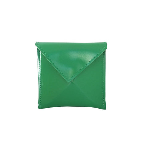 MeDusa Small Billie Wallet in Green-Womens Wallet-MeDusa-Unicorn Goods