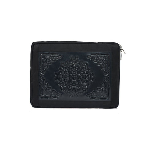 MeDusa Small Laptop Sleeve in Black-Tech Case-MeDusa-Unicorn Goods