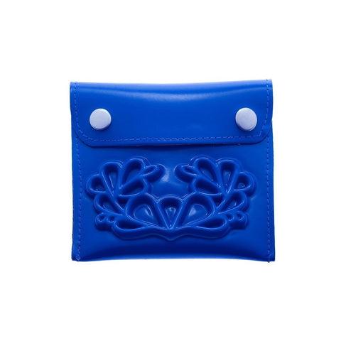 MeDusa Small Wallet in Blue-Womens Wallet-MeDusa-Unicorn Goods