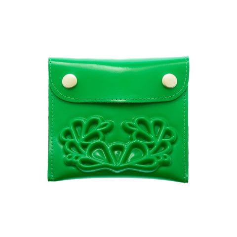 MeDusa Small Wallet in Green-Womens Wallet-MeDusa-Unicorn Goods