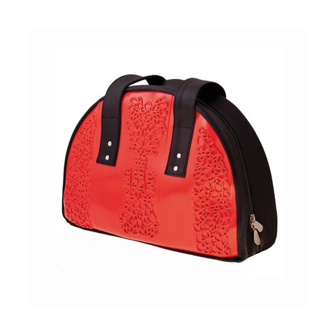 MeDusa Whale Bag in Red and Black-Womens Purse-MeDusa-Unicorn Goods