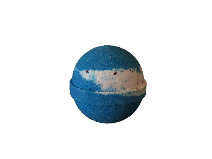 Mooi Lab Blue Ocean Bath Bomb-Unisex Bath-mooi lab-Unicorn Goods