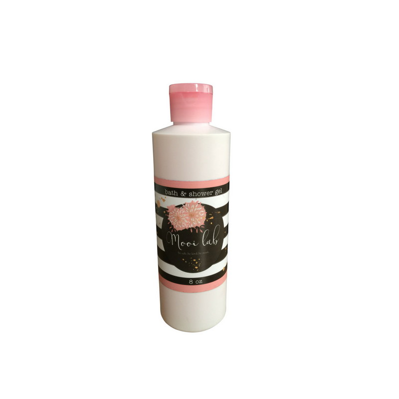 Mooi Lab Lemon Bath & Shower Gel-Unisex Bath-mooi lab-Unicorn Goods