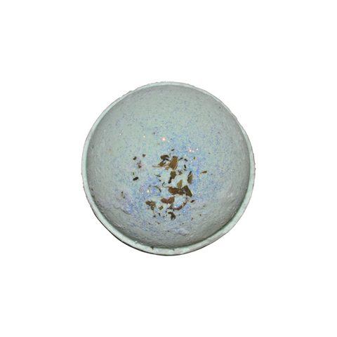 Mooi Lab Minty Fresh Bath Bomb-Unisex Bath-mooi lab-Unicorn Goods