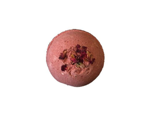 Mooi Lab Rose Bath Bomb-Unisex Bath-mooi lab-Unicorn Goods