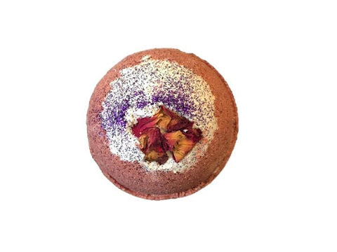 Mooi Lab Toasty Cinnamon Bath Bomb-Unisex Bath-mooi lab-Unicorn Goods