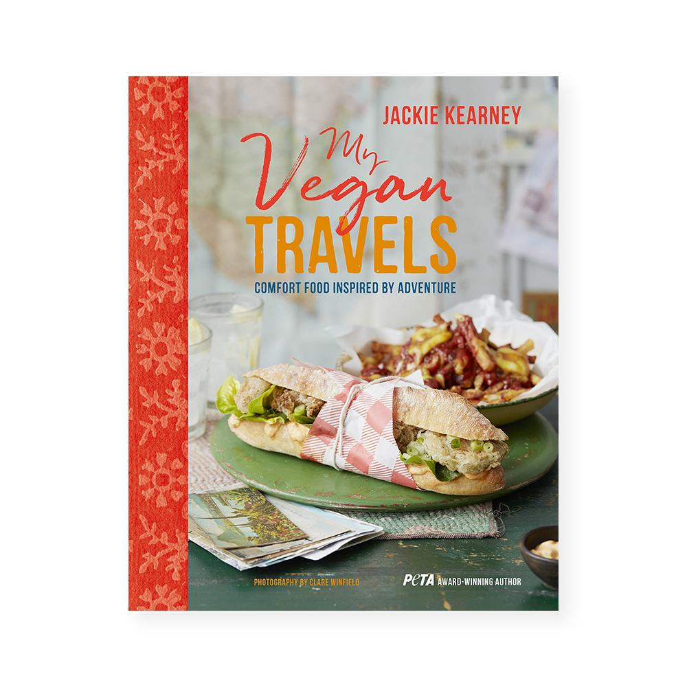 My Vegan Travels-Cookbook-Amazon-Unicorn Goods