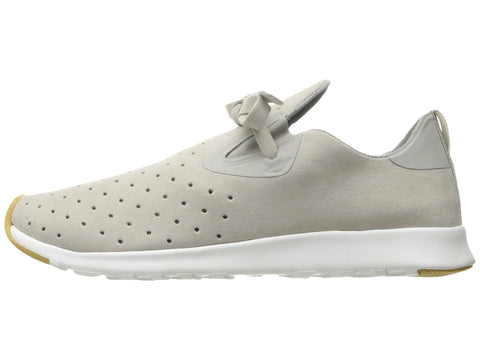 Native Shoes Apollo Moc Sneakers in Grey-Unisex Sneakers-Native Shoes-Unicorn Goods