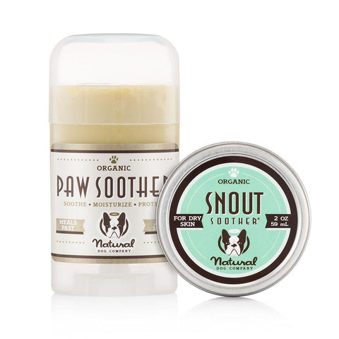 Natural Dog Company Snout Soother + Paw Soother-Pet-Natural Dog Company-Unicorn Goods
