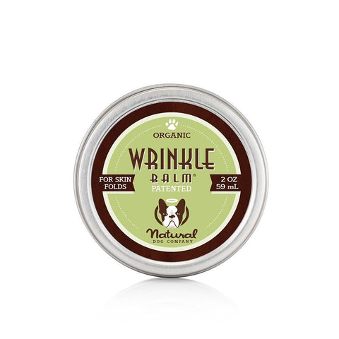 Natural Dog Company Wrinkle Balm Tin-Pet-Natural Dog Company-Unicorn Goods