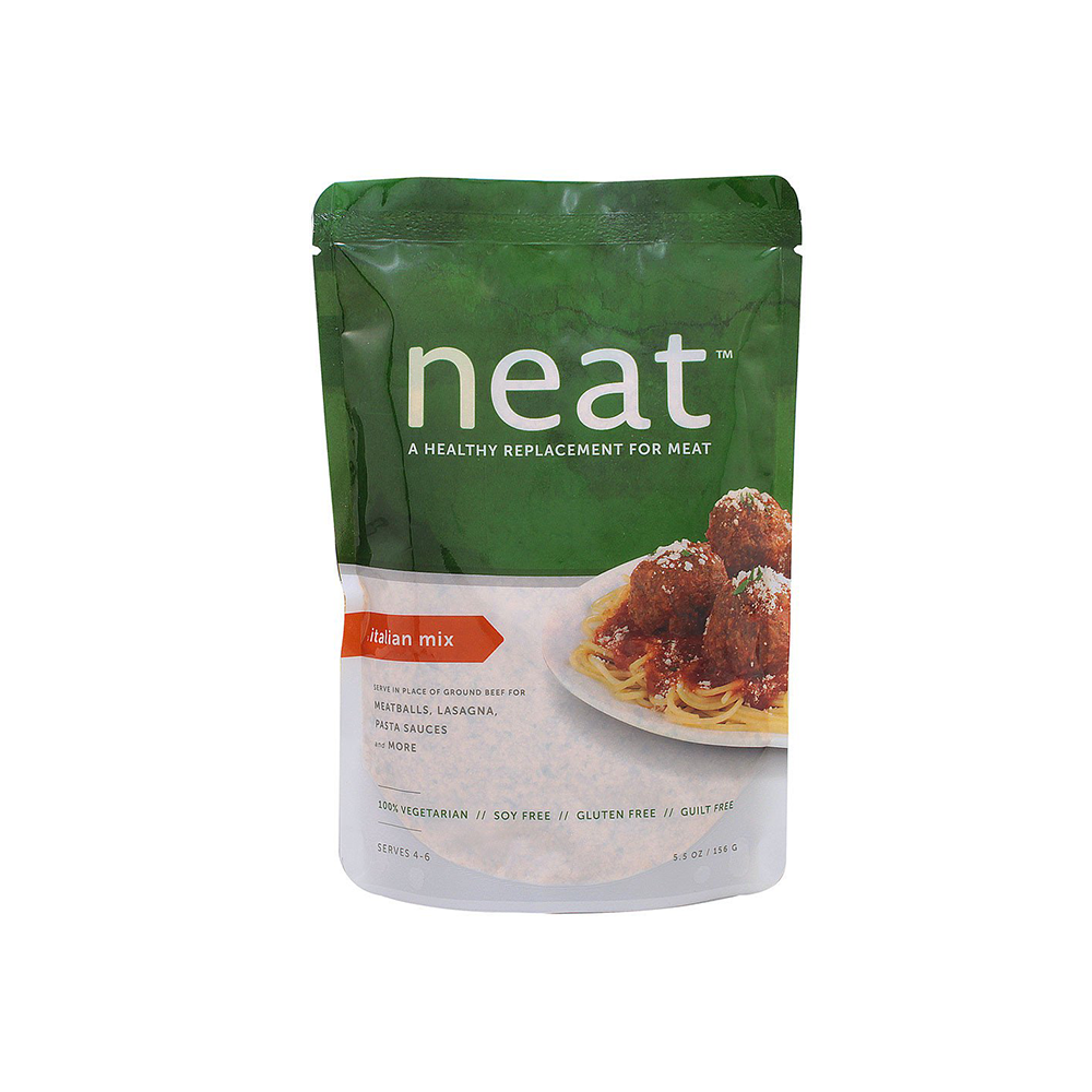 Neat Foods Italian Mix Vegetarian Meat Replacement-Food - Staple-Food-Unicorn Goods