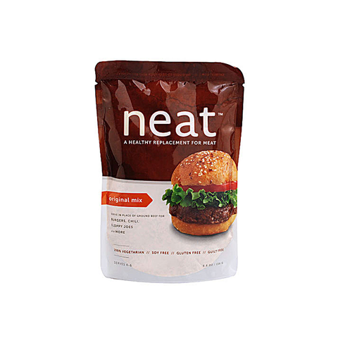 Neat Foods Original Mix Vegetarian Meat Replacement-Food - Staple-Food-Unicorn Goods