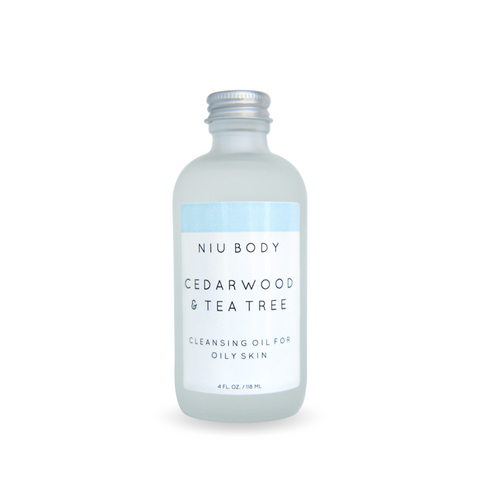 NIU BODY Oily Skin Cleansing Oil-Womens Skincare-NIU BODY-Unicorn Goods