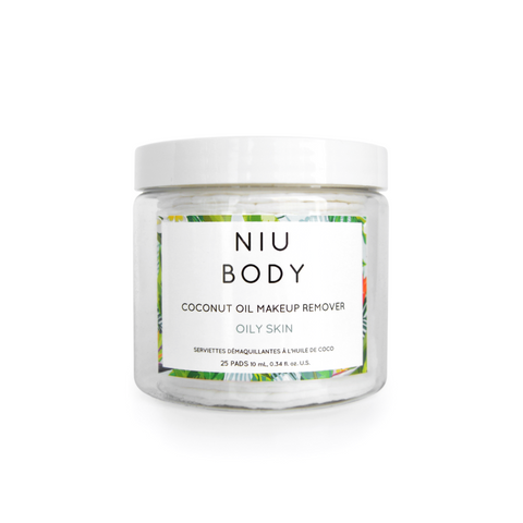 NIU BODY Oily Skin Wipes-Womens Skincare-NIU BODY-Unicorn Goods