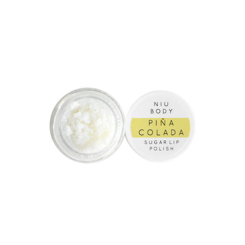 NIU BODY Piña Colada Lip Polish-Womens Skincare-NIU BODY-Unicorn Goods