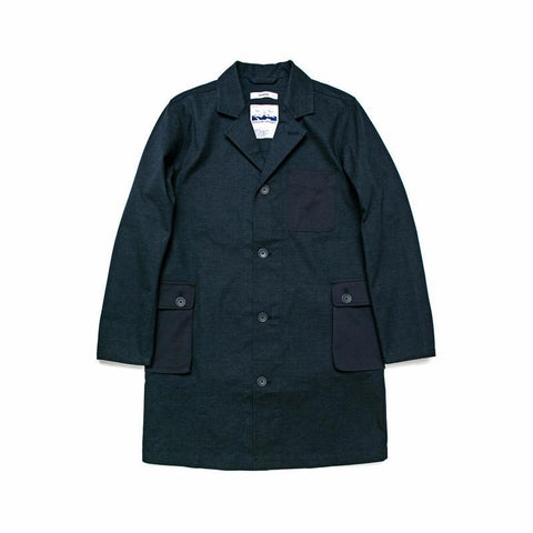Nois Unisex Pocket Shop Coat-Unisex Coat-Nois-Unicorn Goods