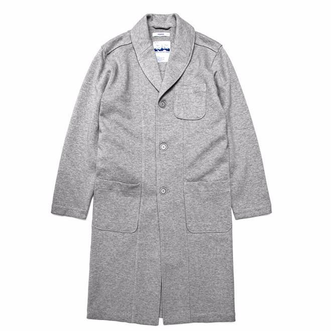 Nois Unisex Tailored Grey Top Coat-Unisex Coat-Nois-Unicorn Goods