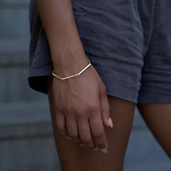 Nois Weekday Bracelet in Gold-Womens Ring-Nois-Unicorn Goods